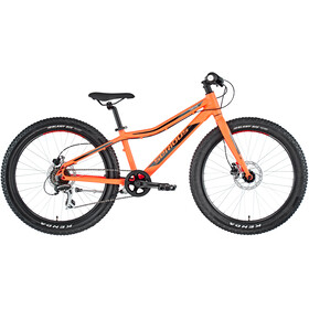 "Serious Trailkid Comp 24"" Niños, race fire red"
